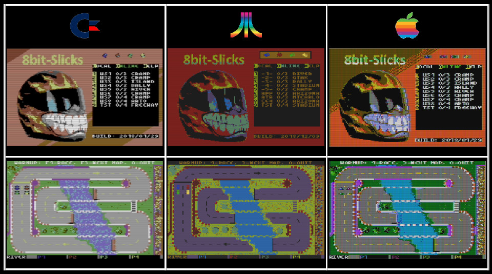 game release 8bit slicks online racer for apple atari c64 mo5 to7 in 2019 forum system cfg com game release 8bit slicks online racer for apple atari c64 mo5 to7 in 2019 forum system cfg com